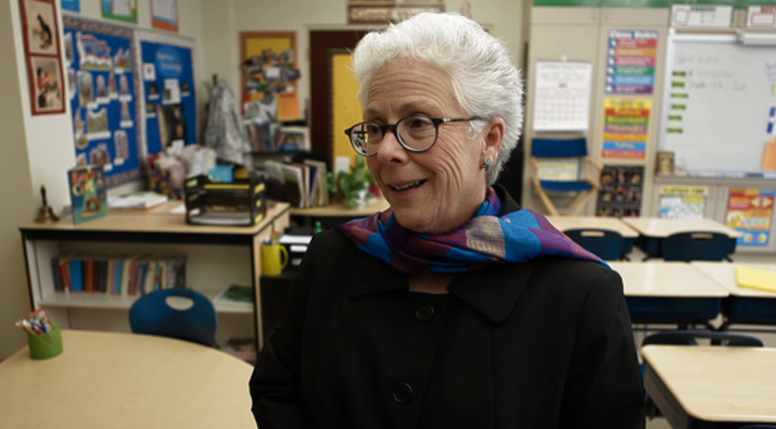 Dr. Sherrick wanted to strengthen AU's connection to the community. She envisioned a partnership with the local school district that would help foster collaboration and education.
