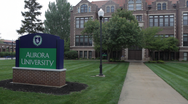 AU was founded in 1893 in Aurora, Illinois, 40 miles west of Chicago. The university maintains strong ties with the local community.